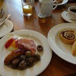 HARD DAYS NIGHT HOTELの朝食
