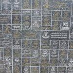 エバートン VS ボーンマス(グディソンパークにてプレミアリーグ観戦)壁