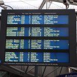 マンチェスターからロンドン へ(バージン・トレインのペンドリーノ乗車)Manchester