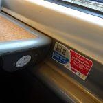マンチェスターからロンドン へ(バージン・トレインのペンドリーノ乗車)plug