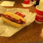 マンチェスターからロンドン へ(バージン・トレインのペンドリーノ乗車)food