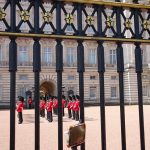 バッキンガム宮殿 衛兵交替式