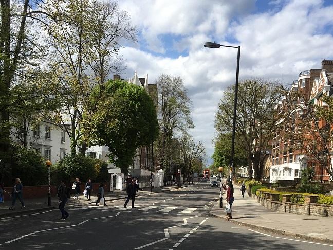 アビー・ロード(Abbey Road)